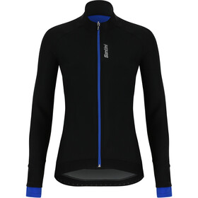 Santini Stella Windproof Jacke Damen black/navy